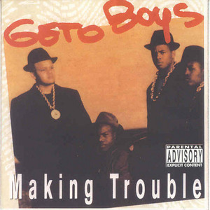 Making Trouble Albumcover