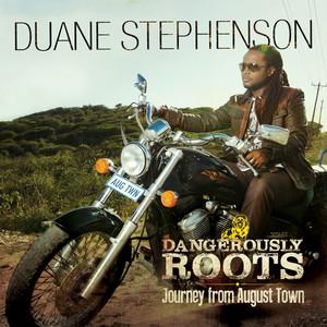 Duane Stephenson Border cover