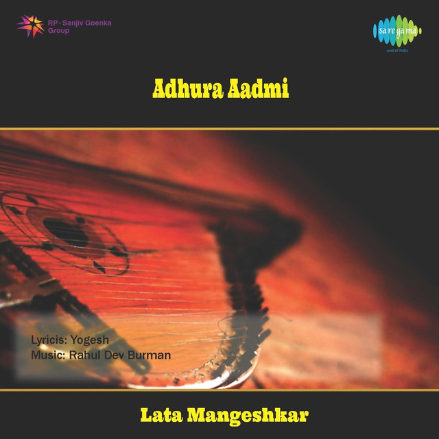 Adhura Aadmi Original Motion Picture Soundtrack By R D Burman On Spotify