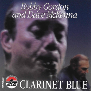Bobby Gordon, Dave McKenna I Cried For You cover