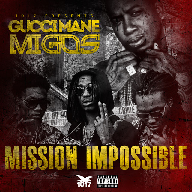 Mission Impossible Albumcover