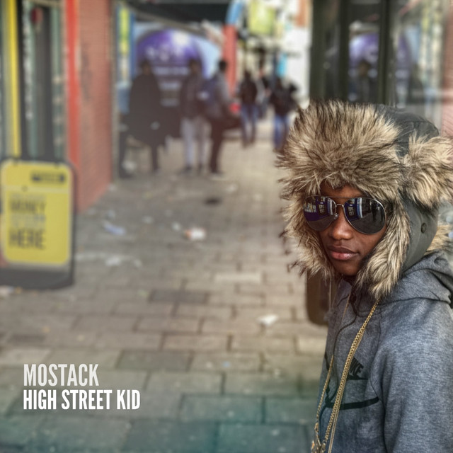 Album cover for High Street Kid by MoStack