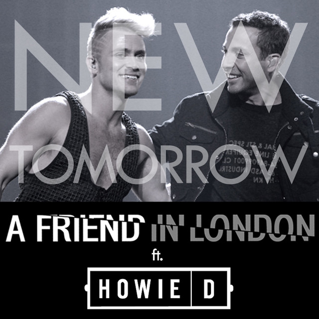 New Tomorrow feat. Howie D
