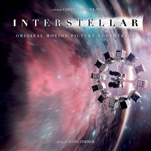 Interstellar: Original Motion Picture Soundtrack Albumcover