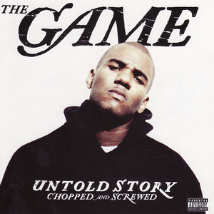 Untold Story - Chopped and Screwed Albumcover