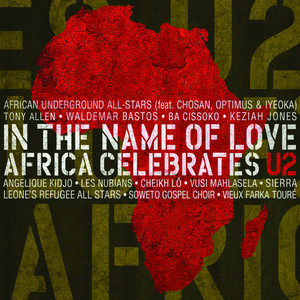 In The Name Of Love: Africa Celebrates U2 album