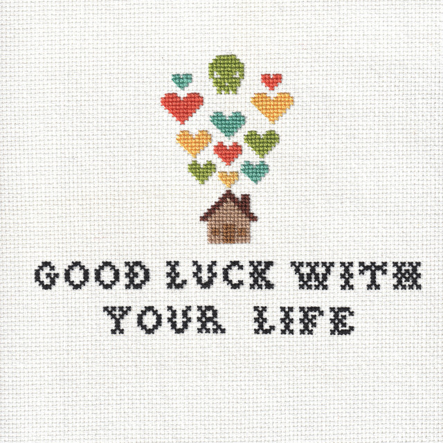 Album cover for Good Luck With Your Life by Spose