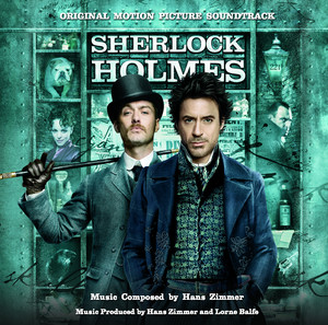 Sherlock Holmes (Original Motion Picture Soundtrack) Albumcover