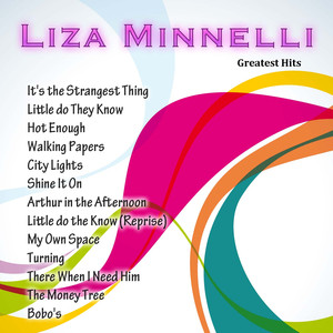 Greatest Hits: Liza Minnelli album