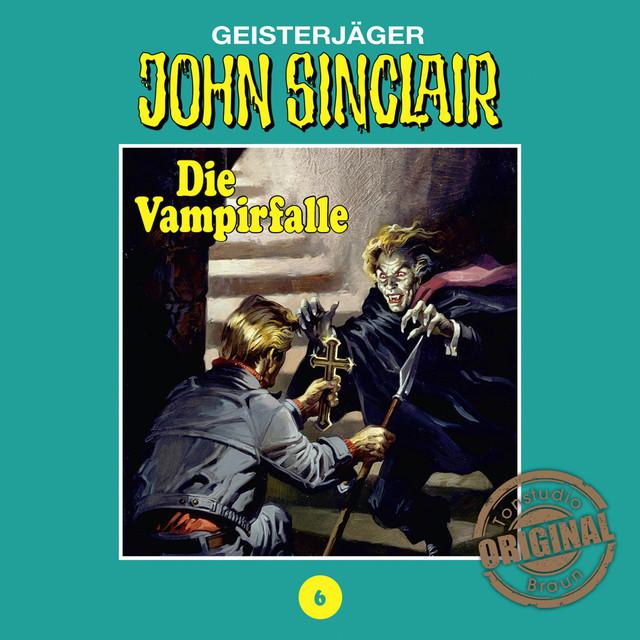 Tonstudio Braun, Folge 6: Die Vampirfalle. Teil 3 von 3 Cover