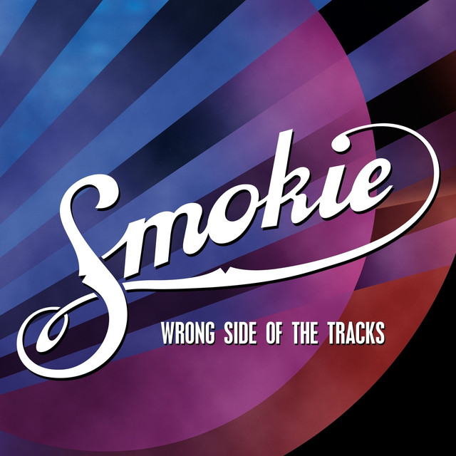 Smokie Wrong Side of the Tracks album cover