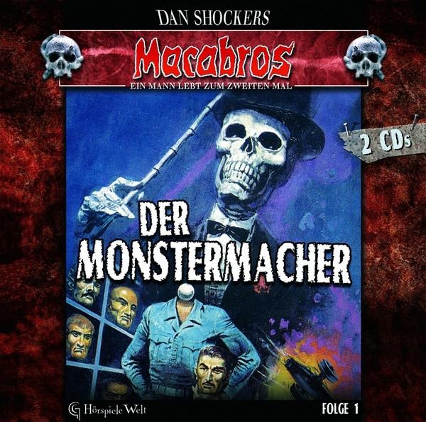 Der Monstermacher - Folge 1 Cover