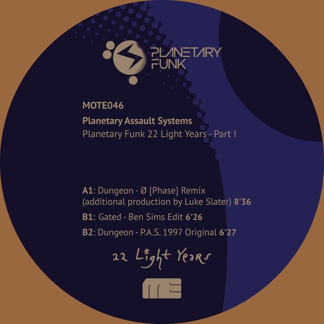 Planetary Funk 22 Light Years Series (Part 1)