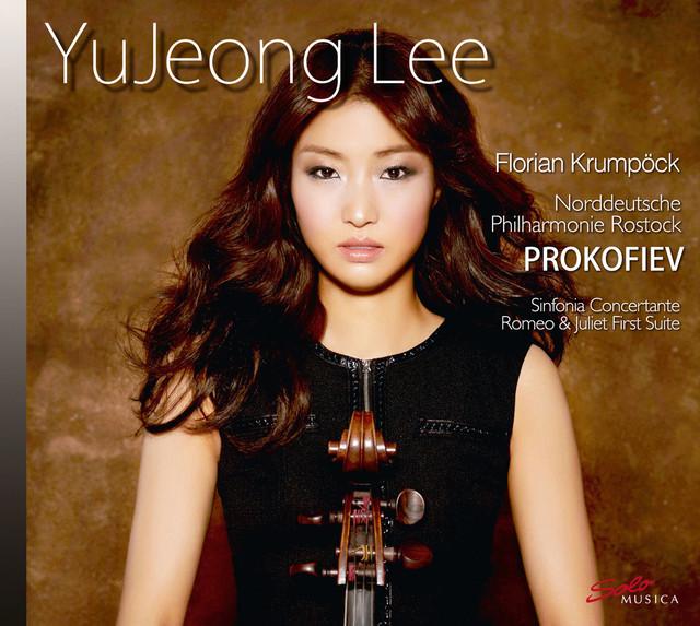 YuJeong Lee Albumcover