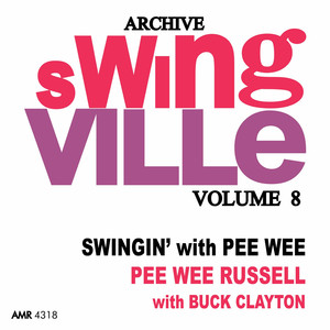 Pee Wee Russell, Buck Clayton Lulu's Back in Town cover