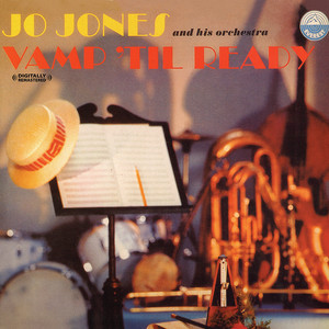 Jo Jones, Jo Jones Orchestra But Not For Me cover