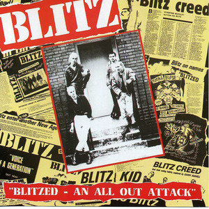 Blitzed: An All Out Attack album