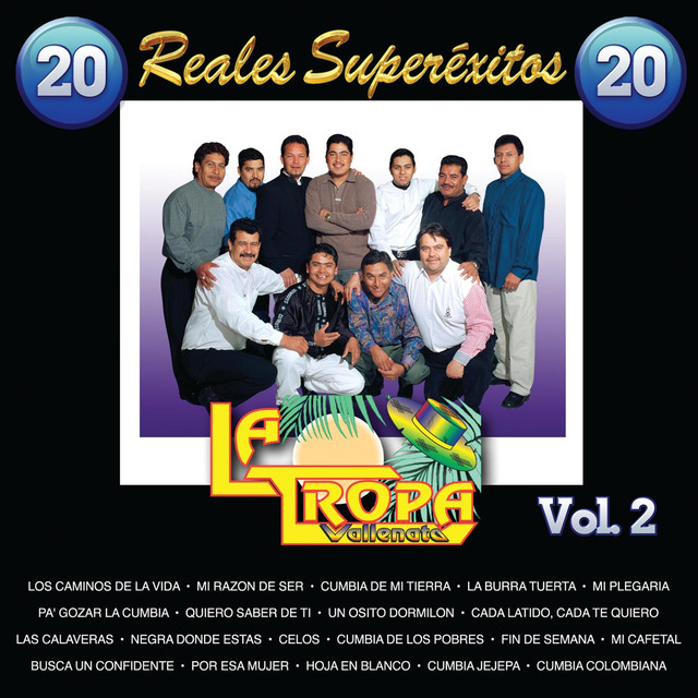 20 Reales Super Exitos (Vol. 2)