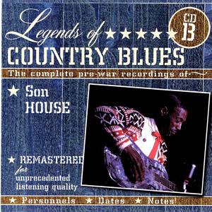 Legends of Country Blues (CD B) album