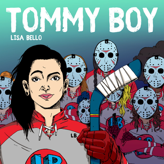 Album cover for TOMMY BOY by Lisa Bello
