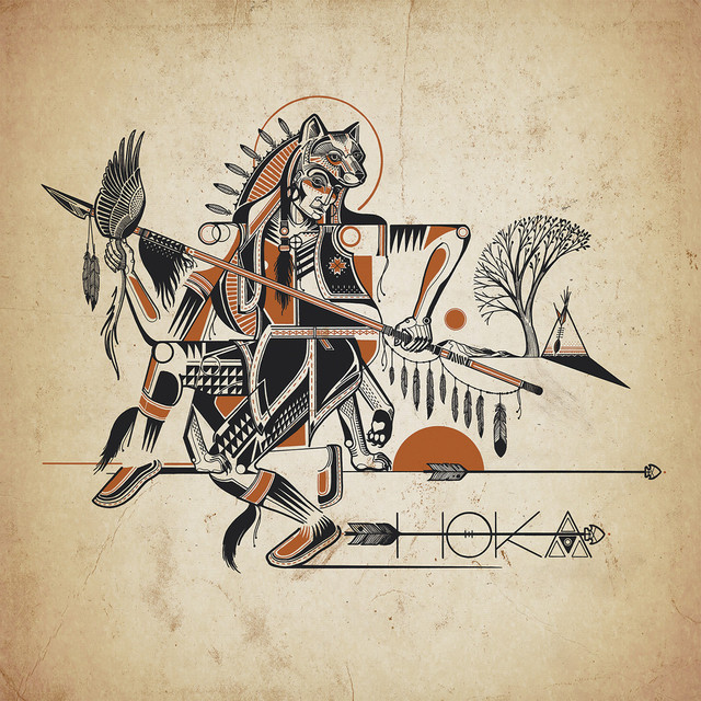 Album cover for HOKA by Nahko and Medicine for the People