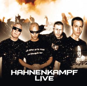Hahnenkampf Live Albumcover