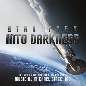 Star Trek: Into Darkness Albumcover