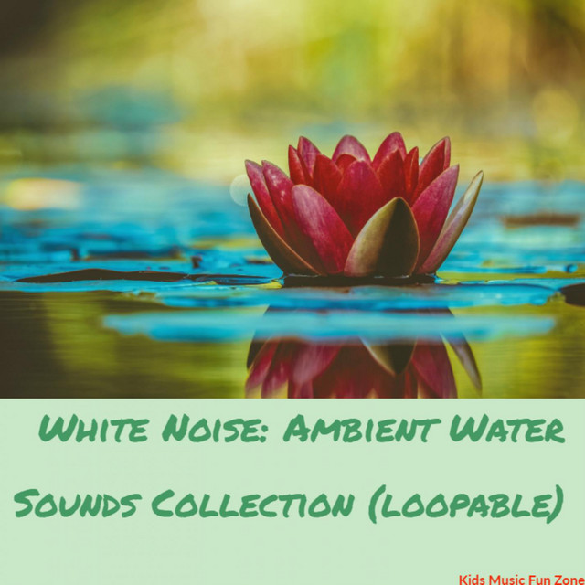White Noise: Ambient Water Sounds Collection (loopable)