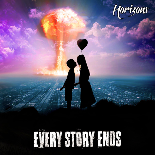 Album cover for Horizons by Every Story Ends