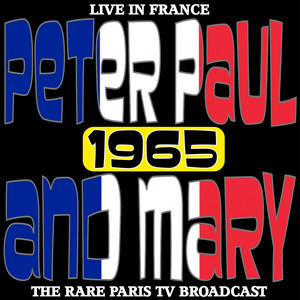 Live In France 1965 - The Rare Paris TV Broadcast