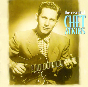 Chet Atkins Mr. Sandman cover