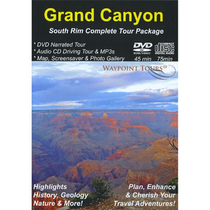 Grand Canyon South Rim National Park Tour