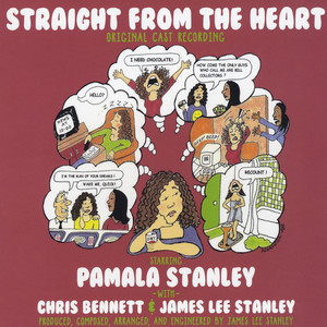 Straight from the Heart (Original Cast Recording) album