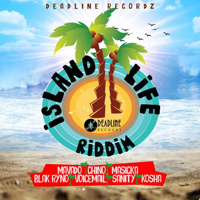Island Life Riddim Albumcover