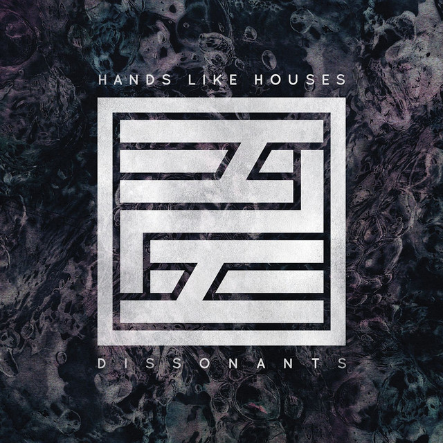 Album cover for Dissonants by Hands Like Houses