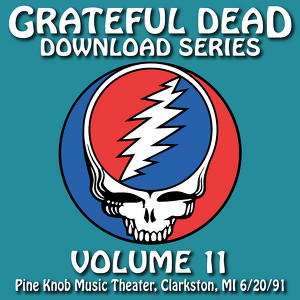 Download Series Vol. 11: 6/20/91 (Pine Knob Music Theater, Clarkston, MI) Albumcover