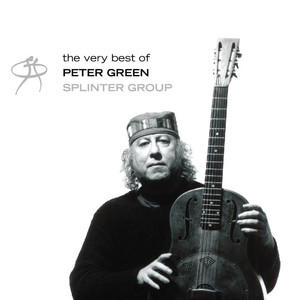 Peter Green Splinter Group The Green Manalishi (With the Two Pronged Crown) cover