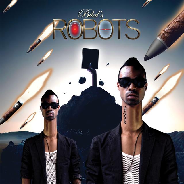 Bilal Robots album cover