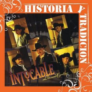 Historia Y Tradicion- Llevame Contigo Albumcover
