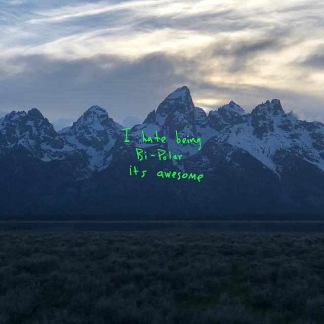 Musik Album 'ye'