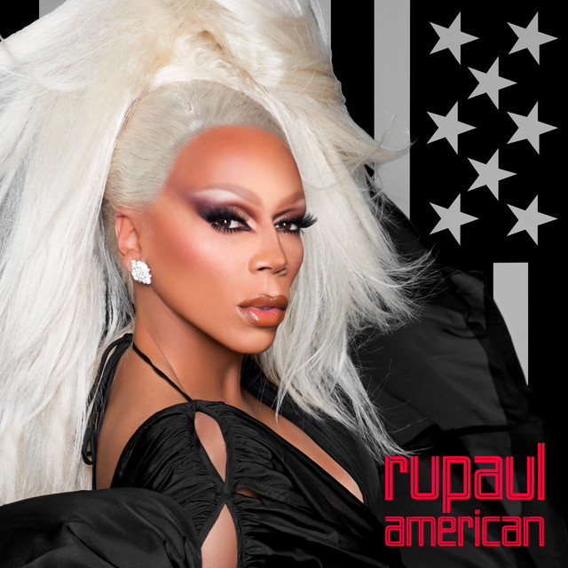 Album cover for American by RuPaul