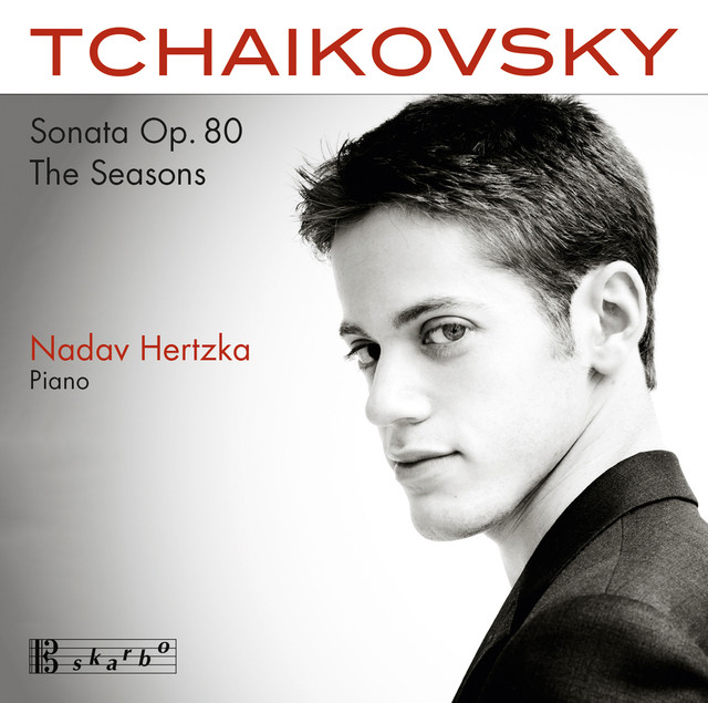 Tchaikovsky: Sonata, Op. 80 & The Seasons Albumcover