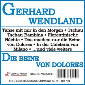 Gerhard Wendland Tanze mit mir in den Morgen cover