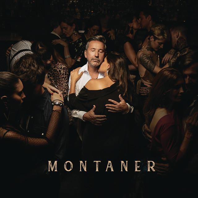 Album cover for Montaner by Ricardo Montaner