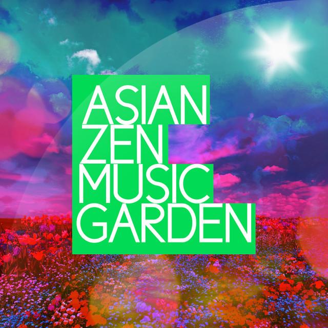 Asian Zen Music Garden Albumcover