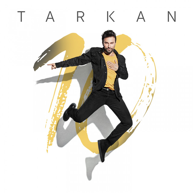 Album cover for 10 by Tarkan