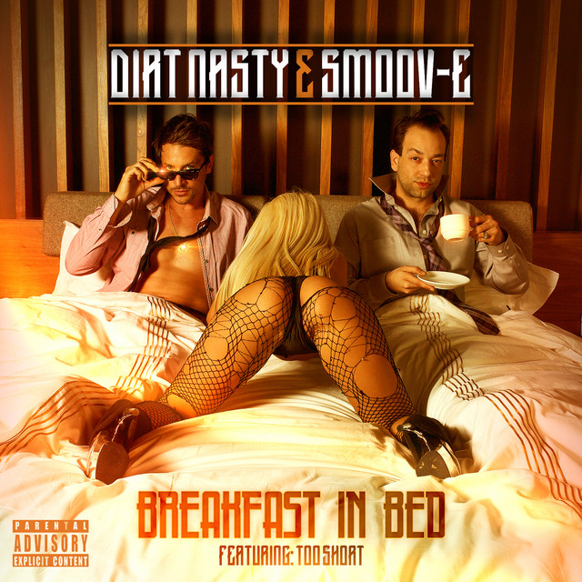 Breakfast in Bed Albumcover