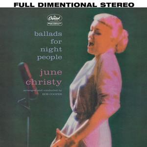 Ballads for Night People album