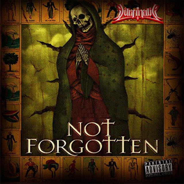 Album cover for Not Forgotten by Iluminatik