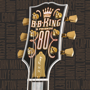 B.B. King, Glenn Frey Drivin' Wheel cover